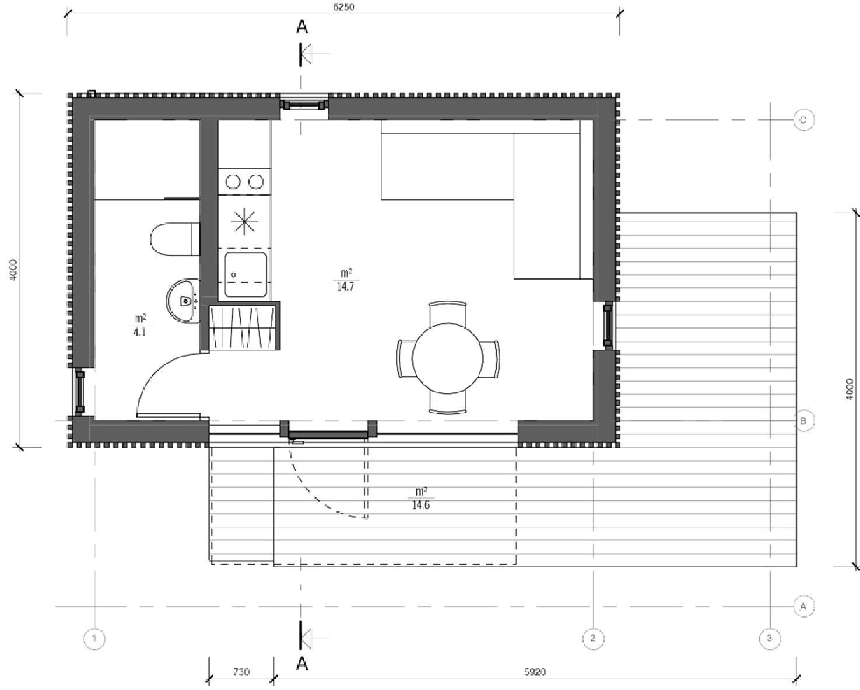 Camping House Plan