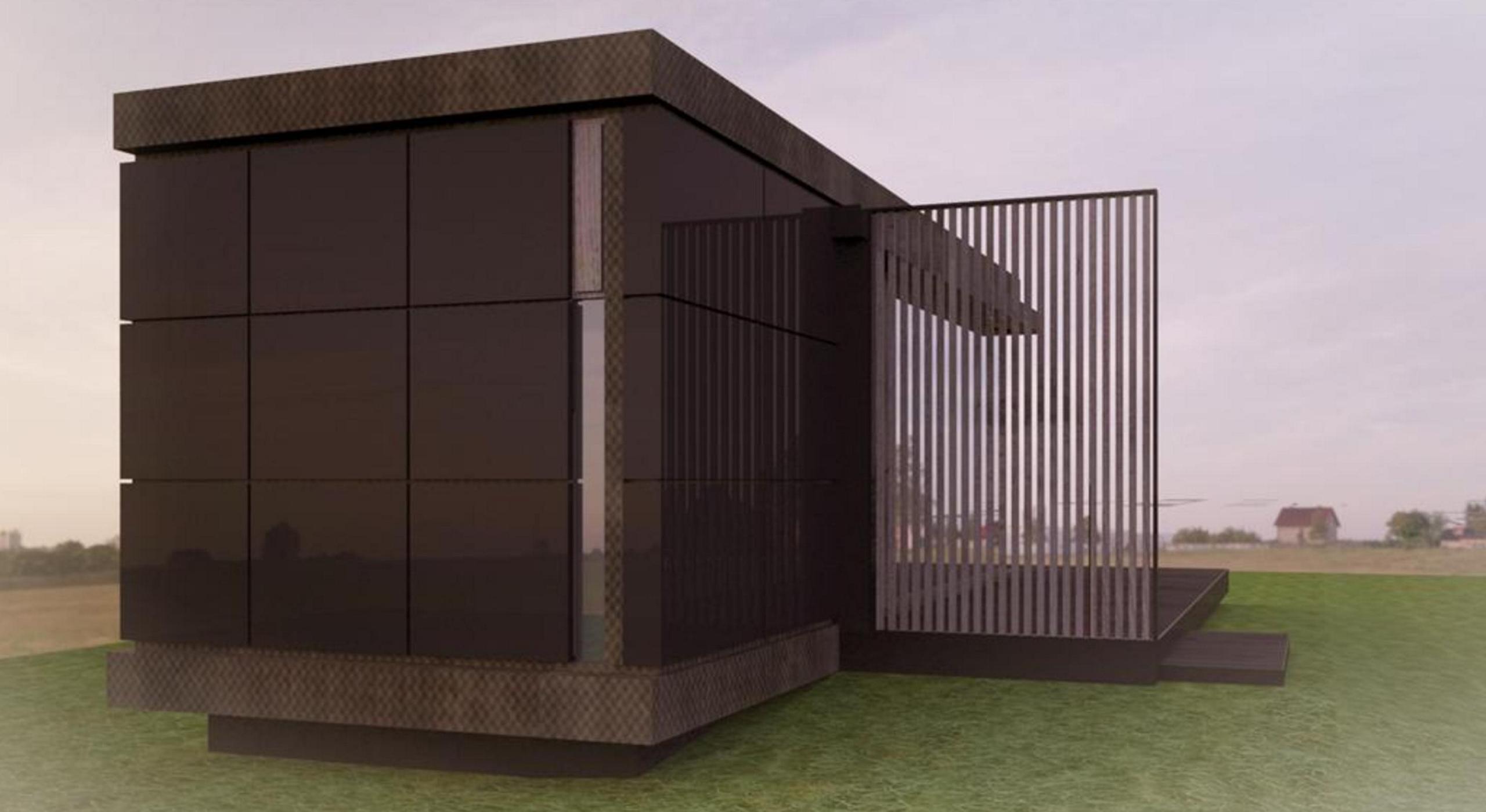 Tesla Modular Smart Camping House
